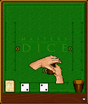 Download free game for mobile phone: Masters of Dice - download mobile games for free.