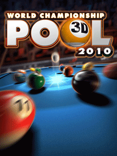 Download free World championship pool 2010 3D - java game for mobile phone. Download World championship pool 2010 3D