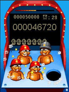 Download free mobile game: Whac-a-Mole - download free games for mobile phone.