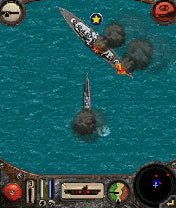 Mobile game Silent Hunter: U-Boat Aces - screenshots. Gameplay Silent Hunter: U-Boat Aces.