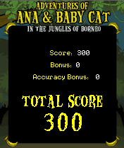 Jeu mobile Anna et Le Chaton - captures d'écran. Gameplay Ana & Baby Cat.