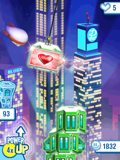 Mobile game Tower Bloxx: New York - screenshots. Gameplay Tower Bloxx: New York.