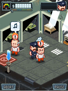 Prison Tycoon - java game for mobile. Prison Tycoon free ...