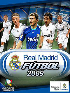 Real Madrid Futbol 2009 3D