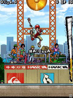 Download free mobile game: Tony Hawk: Vert - download free games for mobile phone.