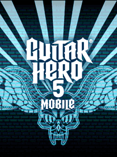 Guitar hero iii: backstage pass java game for mobile. Guitar.