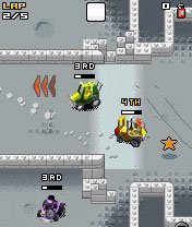 Download free game for mobile phone: LEGO Racers - download mobile games for free.