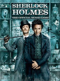 Sherlock Holmes: The Official Movie Game