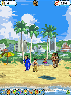 Descarga de juegos gratis para teléfonos móviles: Sех on the beach, descarga gratuita de juegos para móvil.