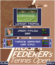 Download free mobile game: Roger federers tennis open - download free games for mobile phone.