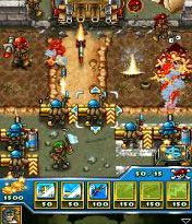 Download free mobile game: Dictator Defense - download free games for mobile phone.