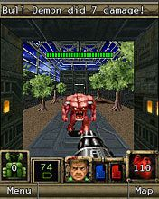 Download free mobile game: Doom II RPG - download free games for mobile phone.