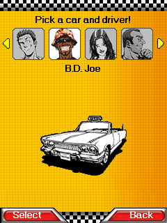 Download free mobile game: Crazy Taxi - download free games for mobile phone.