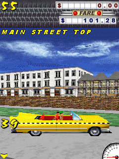 Download free game for mobile phone: Crazy Taxi - download mobile games for free.
