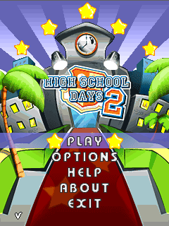 Download free mobile game: High School Days 2 - download free games for mobile phone.