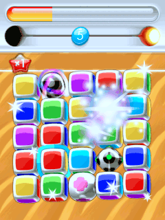 Download free game for mobile phone: Cube Smashers - download mobile games for free.