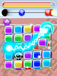 Mobile game Cube Smashers - screenshots. Gameplay Cube Smashers.