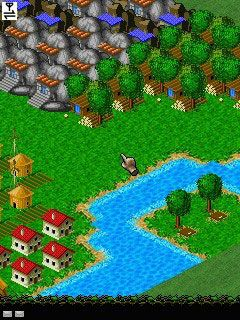 Jogo para celular The Third World: War of the Kings - capturas de tela. Jogabilidade O Mundo Terceiro: A Guerra de Reis.