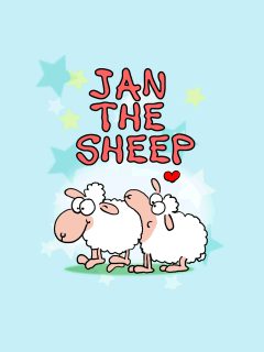 Jan The Sheep