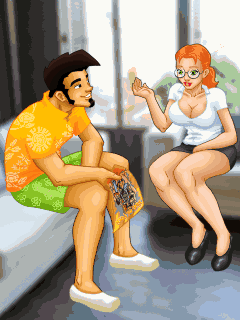 Download free mobile game: Dirty Jack: King of Роrn 2 - download free games for mobile phone.