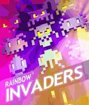 Rainbow Invaders