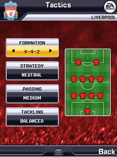 Download free game for mobile phone: FIFA Manager 2010 - download mobile games for free.
