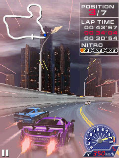 Download free game for mobile phone: Ridge Racer Drift - download mobile games for free.