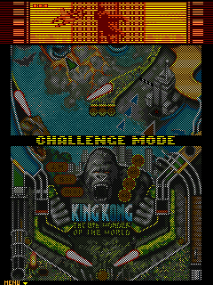 Mobile game King Kong: Pinball - screenshots. Gameplay King Kong: Pinball.