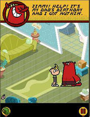 Download free game for mobile phone: Jimmy Two Shoes - download mobile games for free.