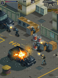 Download free mobile game: 24 Secial Ops: Jack Bauer - download free games for mobile phone.