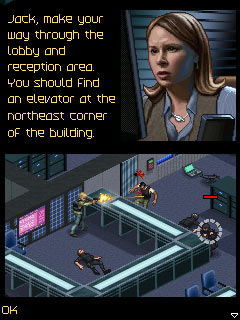 Download free game for mobile phone: 24 Secial Ops: Jack Bauer - download mobile games for free.