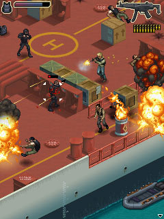 Mobile game 24 Secial Ops: Jack Bauer - screenshots. Gameplay 24 Secial Ops: Jack Bauer.
