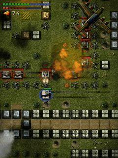 Mobile game Tanks Pro - screenshots. Gameplay Tanks Pro.