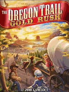 Oregon Trail 2 Gold rush