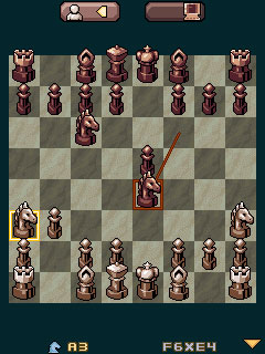 Download free mobile game: Kasparov Chess Deluxe - download free games for mobile phone.