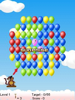 Download free mobile game: Bloons - download free games for mobile phone.