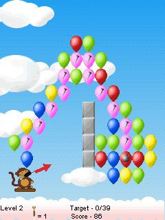 Download free game for mobile phone: Bloons - download mobile games for free.