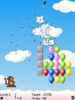 Mobile game Bloons - screenshots. Gameplay Bloons.