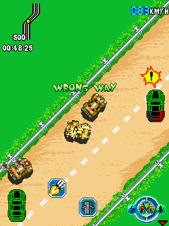 Mobile game Car Crash Racing - screenshots. Gameplay Car Crash Racing.