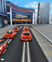 Download free game for mobile phone: 3D Street Rail Racing - download mobile games for free.