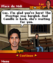 Download free mobile game: Crime Files: The Cursed Hotel - download free games for mobile phone.