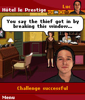 Download free game for mobile phone: Crime Files: The Cursed Hotel - download mobile games for free.