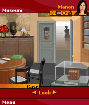 Jeu mobile Les Chroniques Criminelles: l'Hôtel Maudit - captures d'écran. Gameplay Crime Files: The Cursed Hotel.