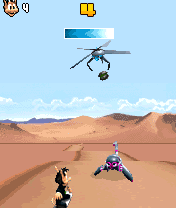 Download free game for mobile phone: Agent Hugo Roborumble - download mobile games for free.