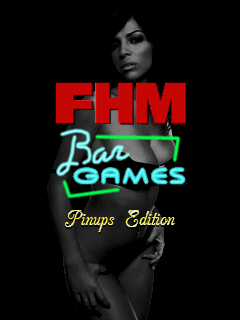FHM Bar Games: Pinups Edition