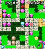 Download free game for mobile phone: Boulder Dash Rocks - download mobile games for free.