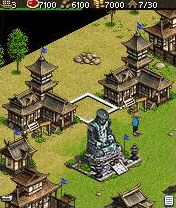 Jeu mobile L'Age des Empires III: Les Dynasties Asiatiques - captures d'écran. Gameplay Age of Empires III: The Asian Dynasties Mobile.