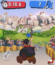Download free mobile game: Red Bull Soapbox Race - download free games for mobile phone.