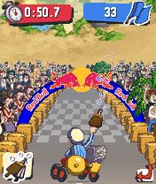 Download free game for mobile phone: Red Bull Soapbox Race - download mobile games for free.