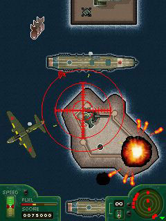 Jeu mobile iBomber - captures d'écran. Gameplay iBomber.